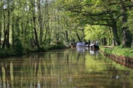 CANAL NARROW BOATS | Llangollen Canal Narrow Boats