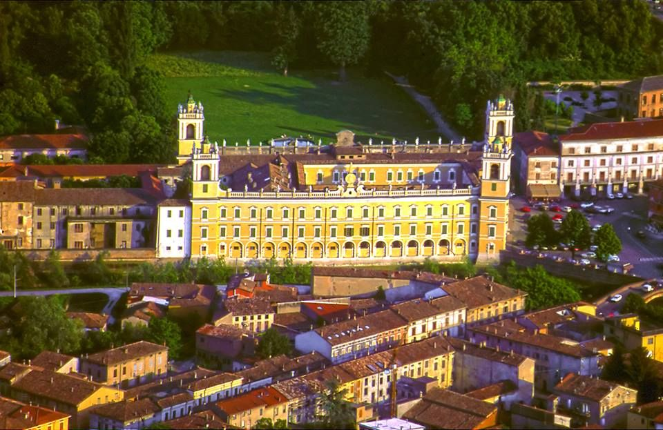 Paesaggio Colorno PR Italy