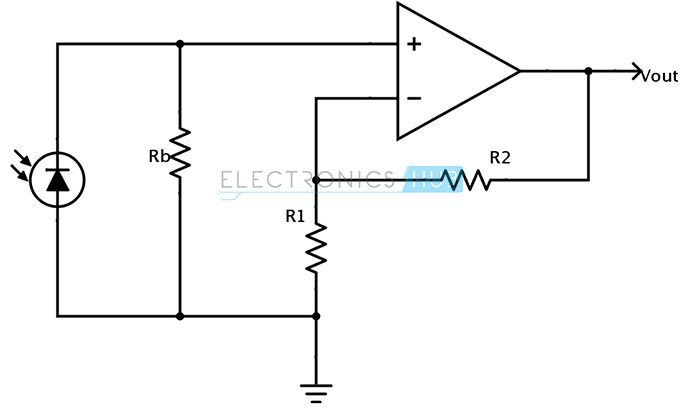 light sensor using ldr  photodiode and phototransistor