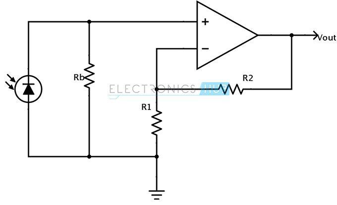 light sensor circuit diagram gadgetronicx
