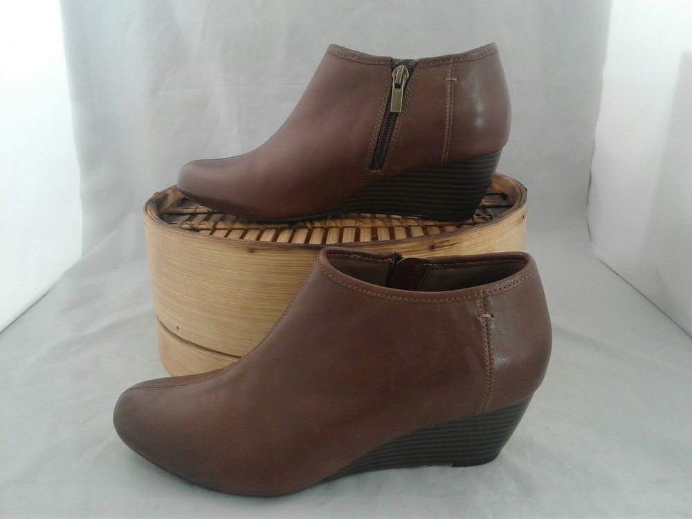 Clarks Collection Soft Cushion Brown