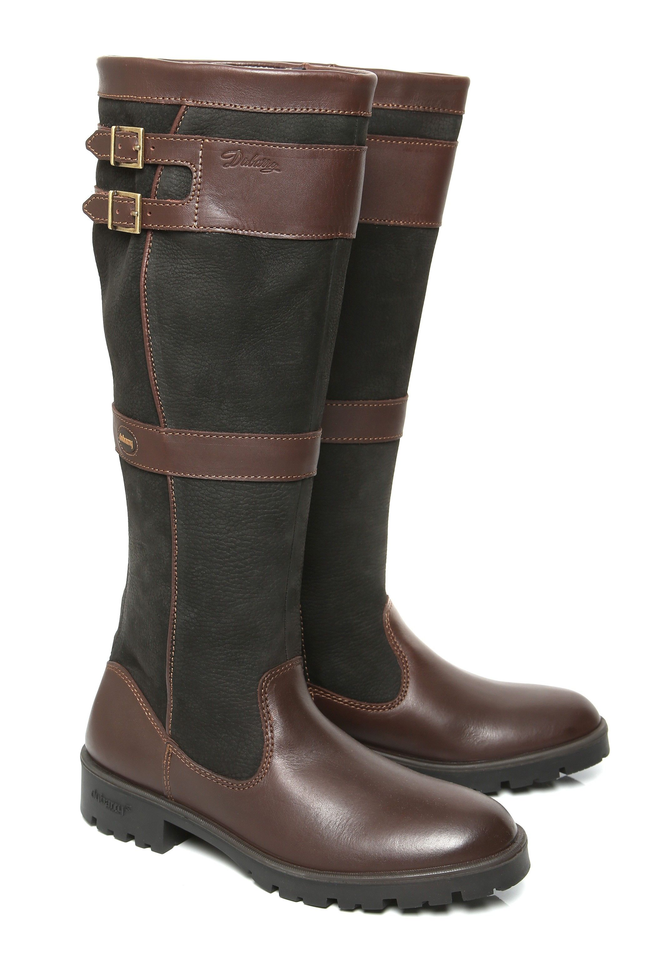 Dubarry Longford Leather Boot  9957c49dbe