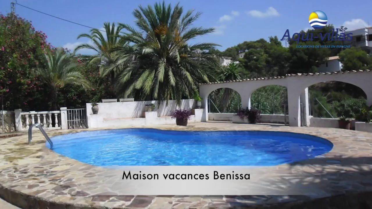 Location Villa Espagne Villa Benissa Http Www Aqui Villas Com