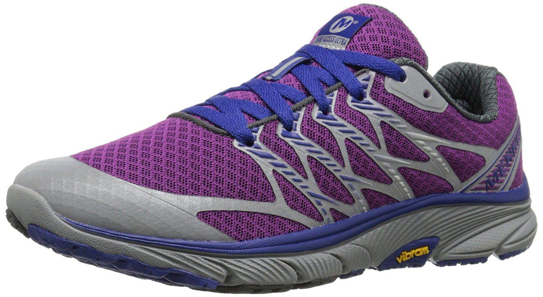 Trail Running Merrell Bare Access Ultra - Purple