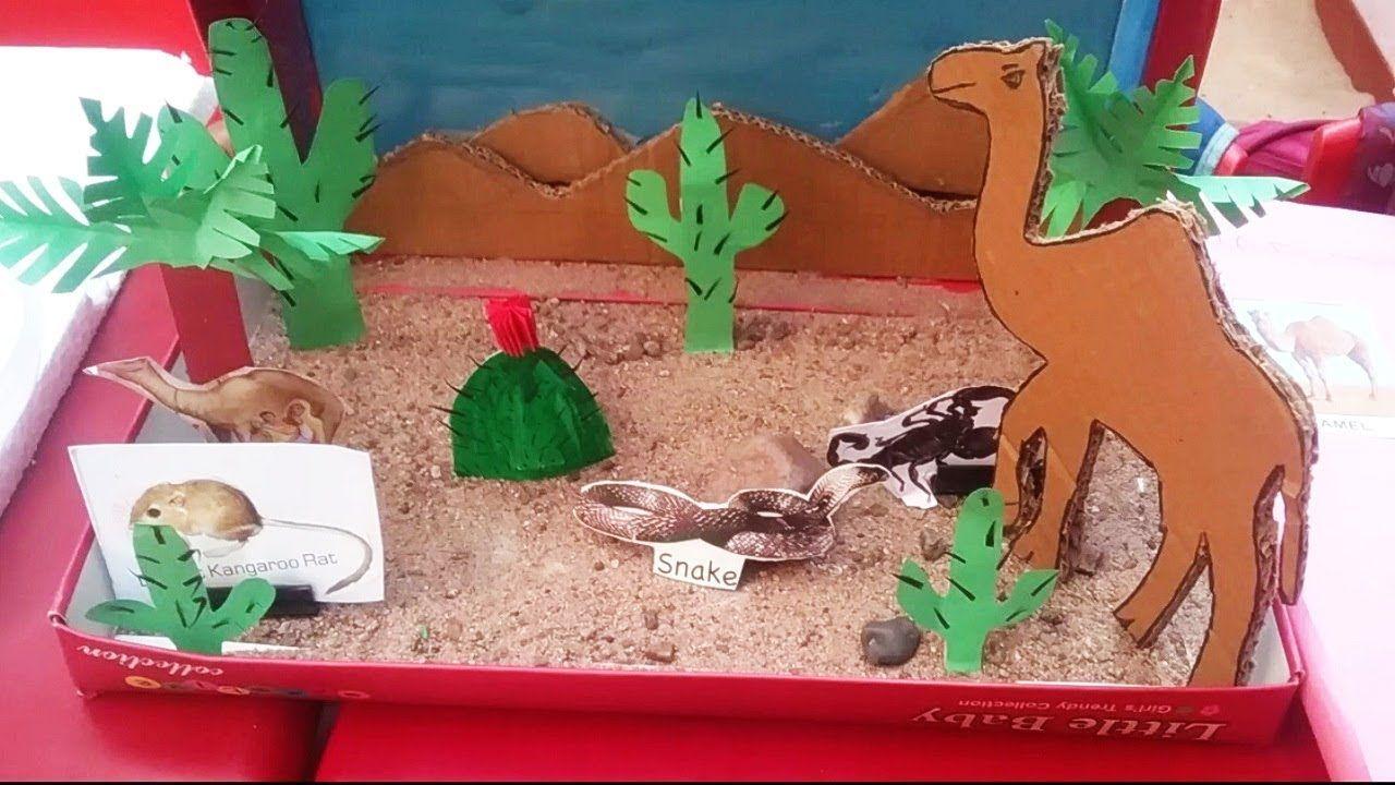Kids School Project Ideas.Types of animals.Wild animals