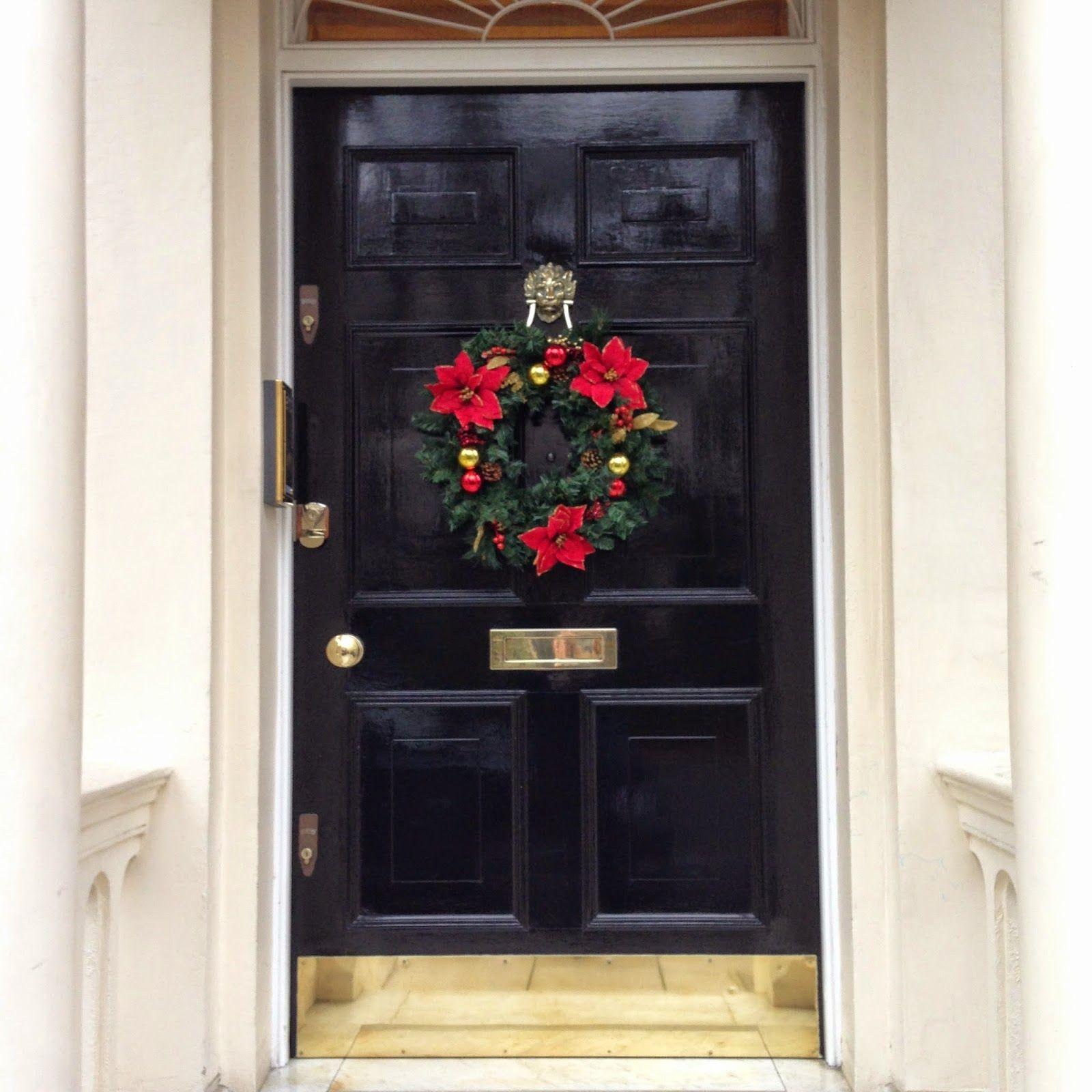 London proper christmas doors in london the influenceher london proper christmas doors in london solutioingenieria Images