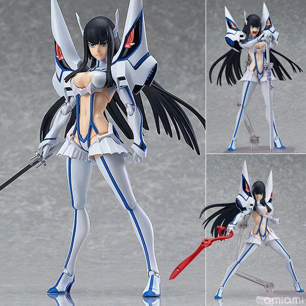 figma Kill la Kill Satsuki Kiryuin Figure Japan Import Toy