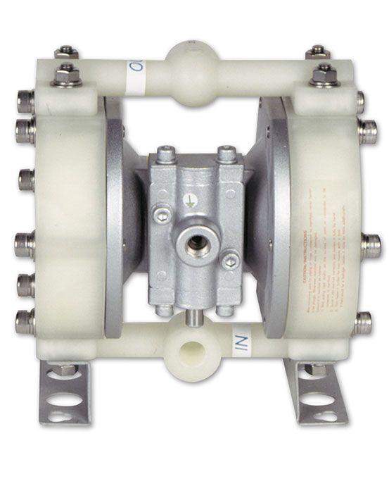Yamada dp 10 polypropylene npt air operated diaphragm pump has a 3 yamada dp 10 polypropylene npt air operated diaphragm pump has a 38 ccuart Gallery