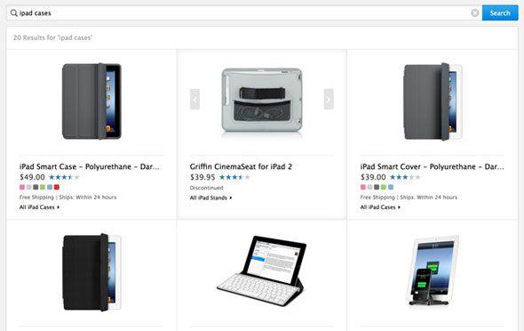 Apple Actualiza su Web para Ofrecer Mejor Navegación desde iPad