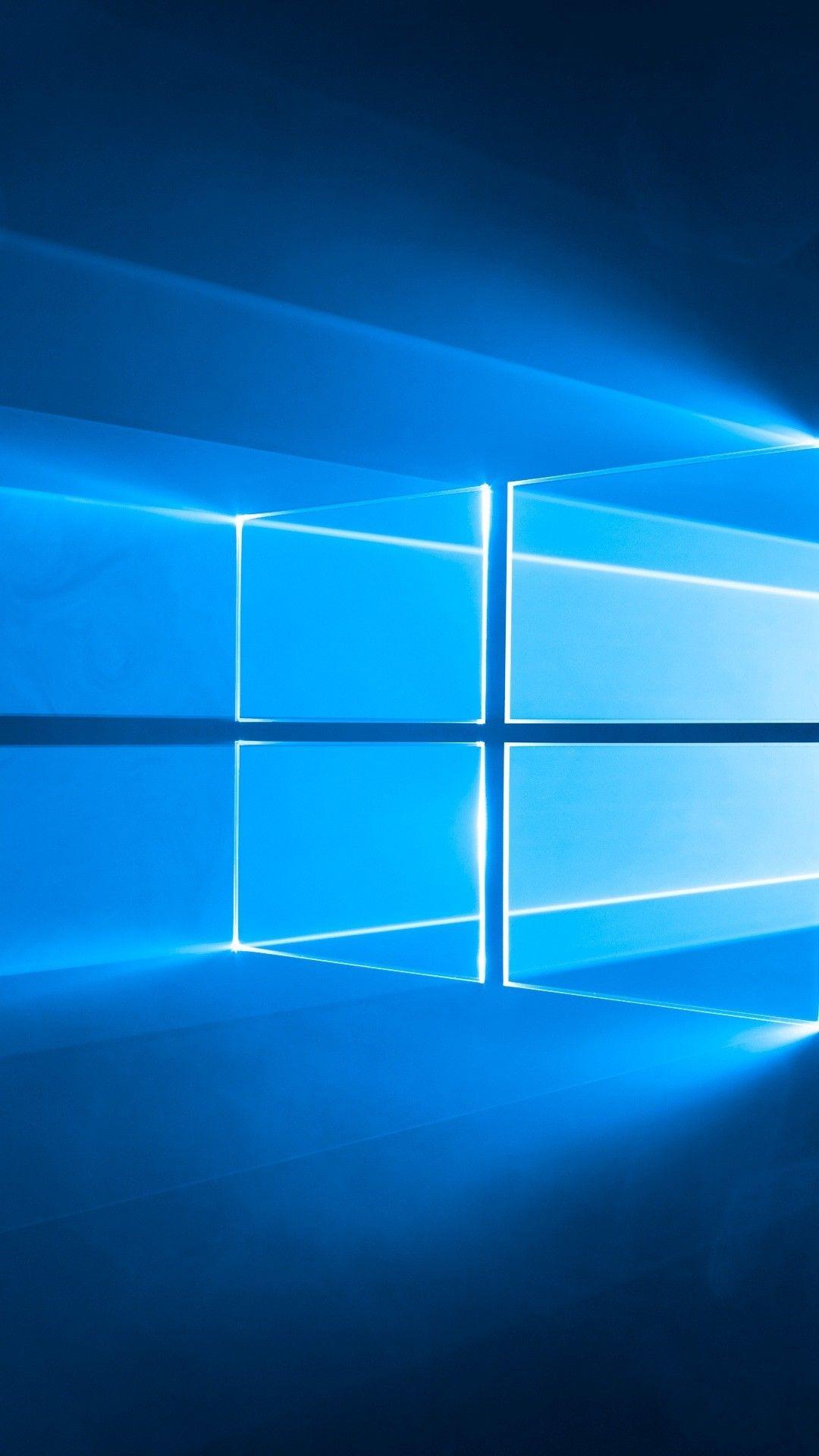 1080x1920 Windows 10 Hd Wallpaper For Desktop Microsoft Wallpaper Minimalist Desktop Wallpaper Windows Desktop Wallpaper