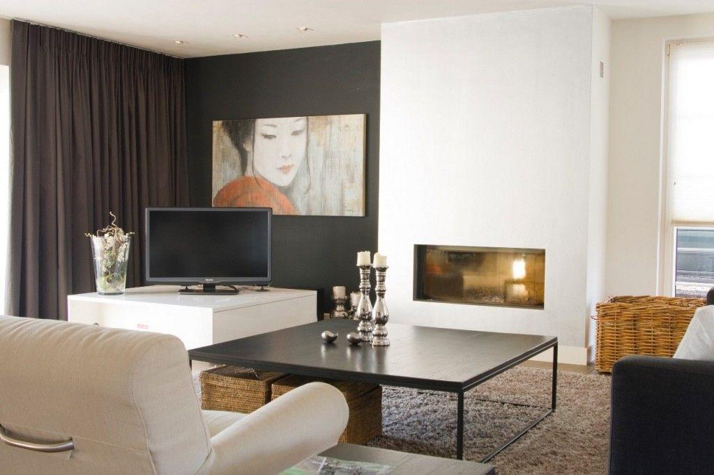 Tips voor de kachel TV combinatie in de woonkamer