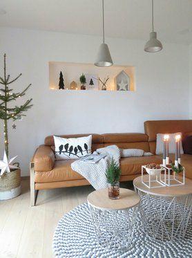 Schöner Wohnen Weihnachtsdeko.Fotofrage Solebich Einrichtung Interior Wohnzimmer Livingroom