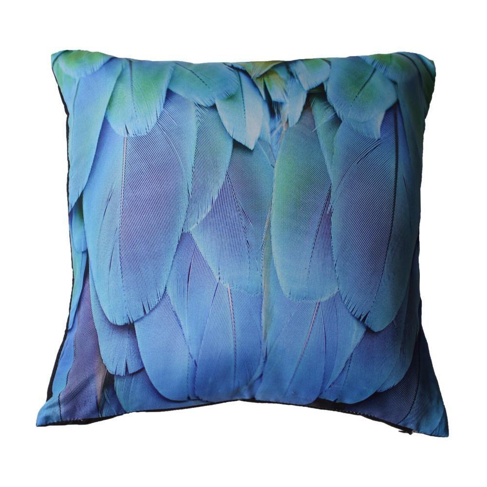 Poduszka Blue Poduszki Dekoracyjne I Wsady Do Poduszek W