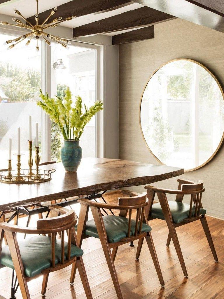 56 Top Mid Century Modern Dining Room
