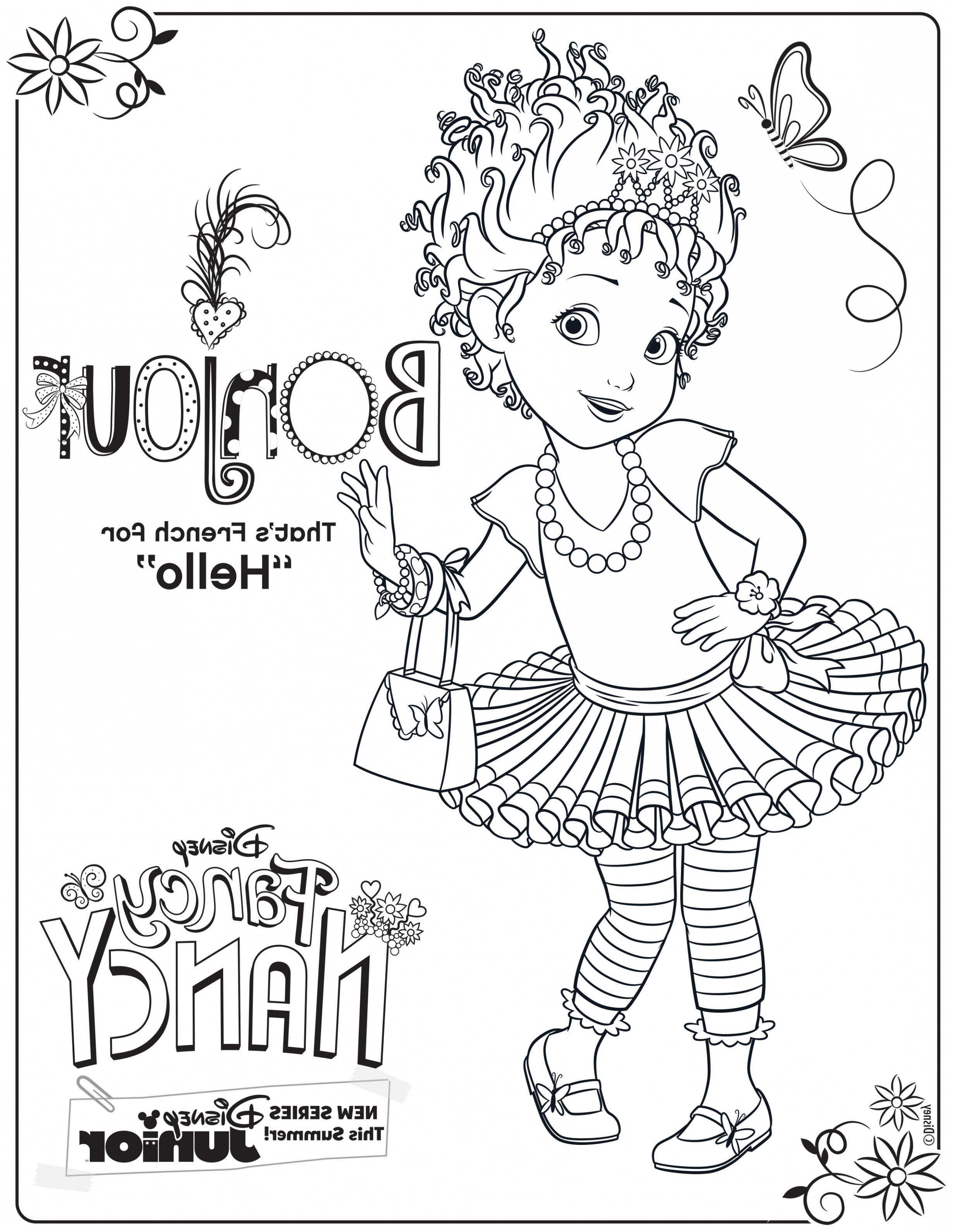 16 Secrets You Will Not Want To Know About Fancy Nancy Disney Junior Coloring Pages Coloring Disney Coloring Pages Coloring Pages Umbrella Coloring Page
