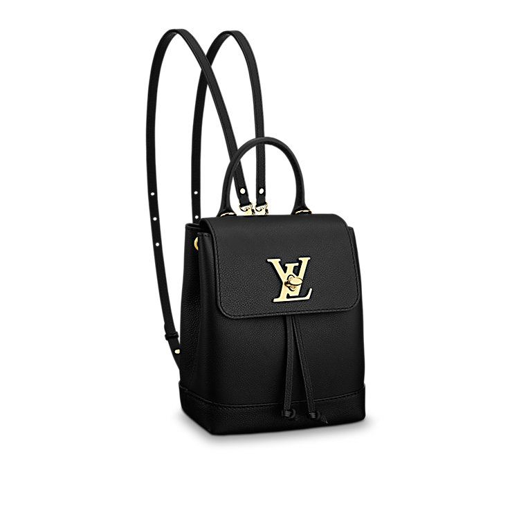 66ef59f7f9e9 Lockme Backpack Mini Lockme in WOMEN s HANDBAGS collections by Louis Vuitton