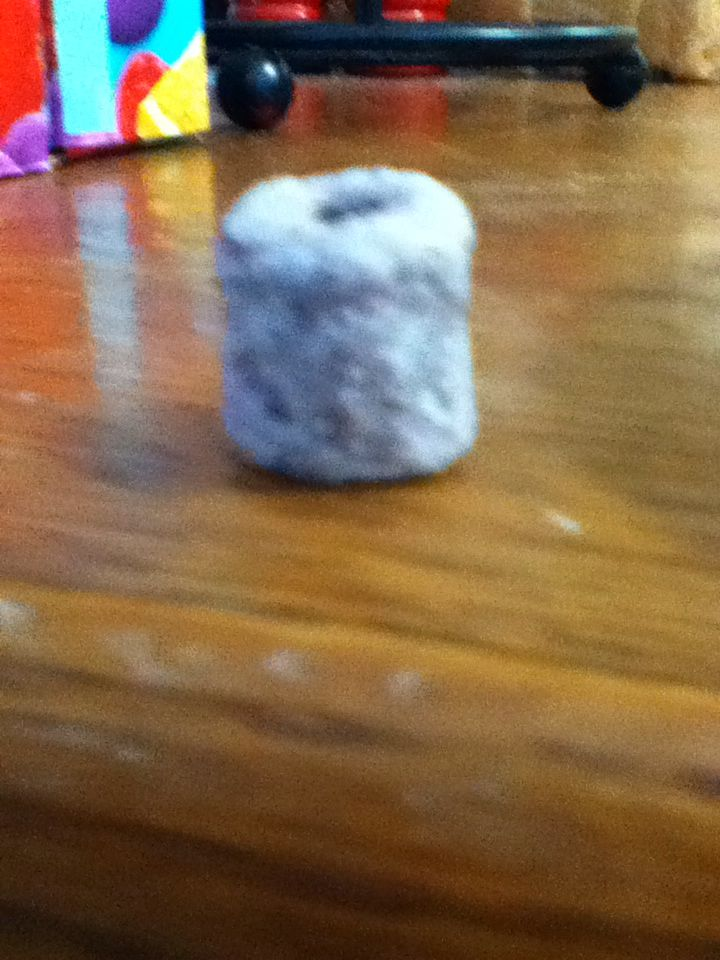 I was getting fruit loops in the  morning a few weeks ago and found a 2 inch tall fruit loop!!! It tasted good to!!! :P