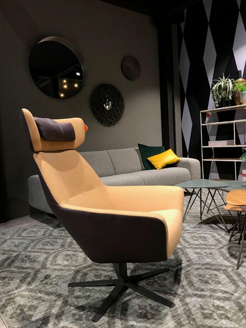 Sessel Sofa Wohnzimmer imm cologne Wohntrends 2018. | Wohntrends der ...