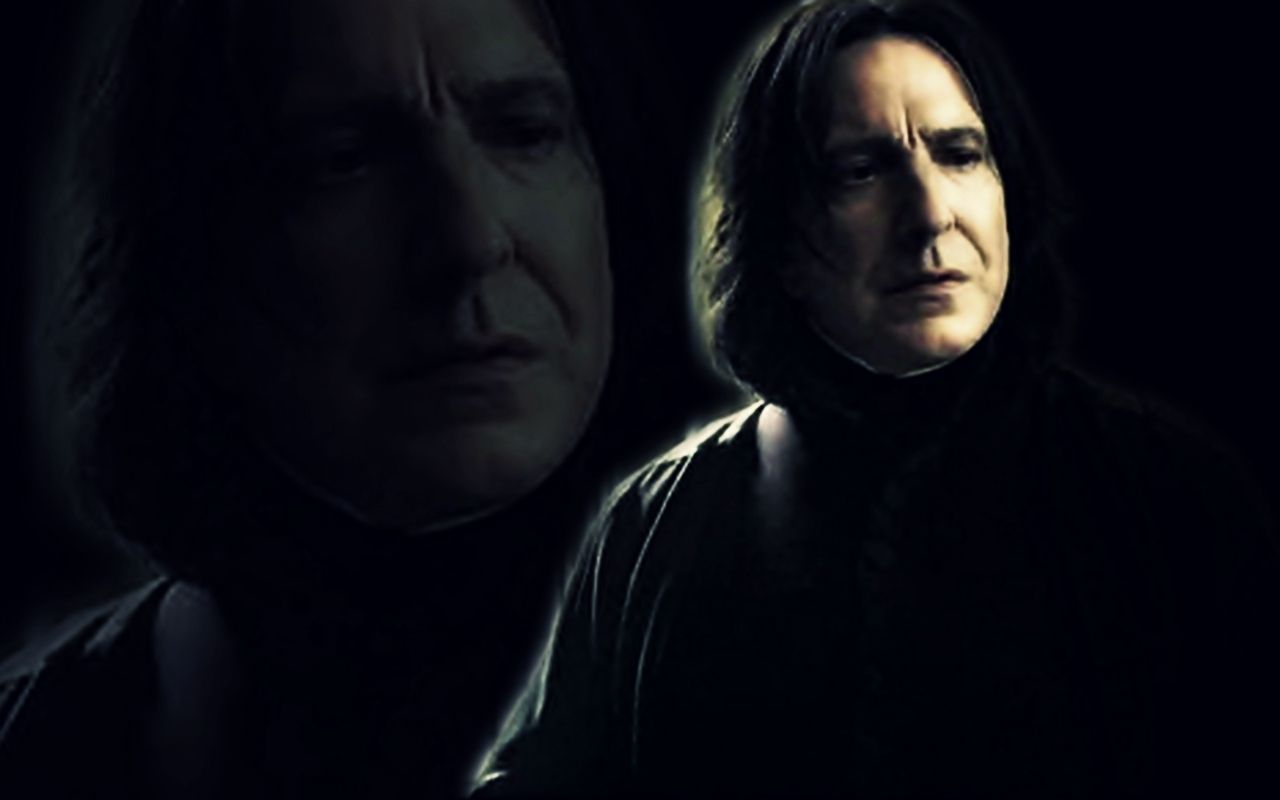 Master Severus Snape | Alan Rickman † | Pinterest