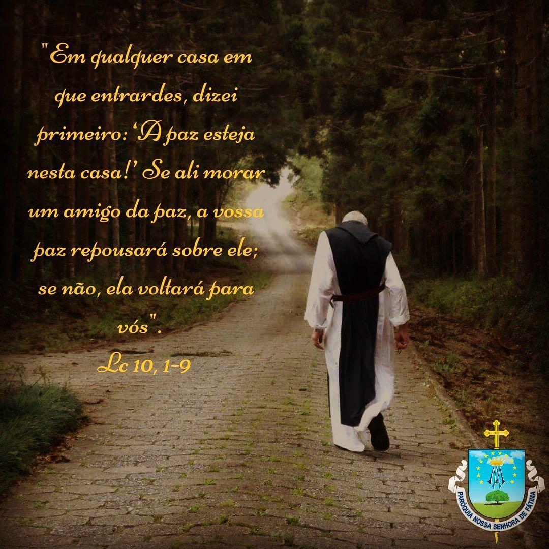 28ª Semana Do Tempo Comum Sexta Feira Evangelho Lc 10 1 9 O