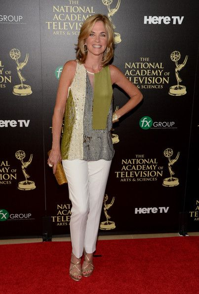 Kassie Depaiva In The 41st Annual Daytime Emmy Awards Arrivals