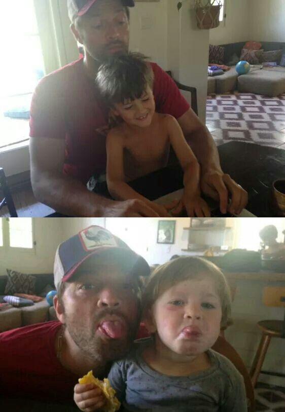 Misha and baby mishas