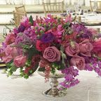 Charlotte Design: Weddings - Reception flowers