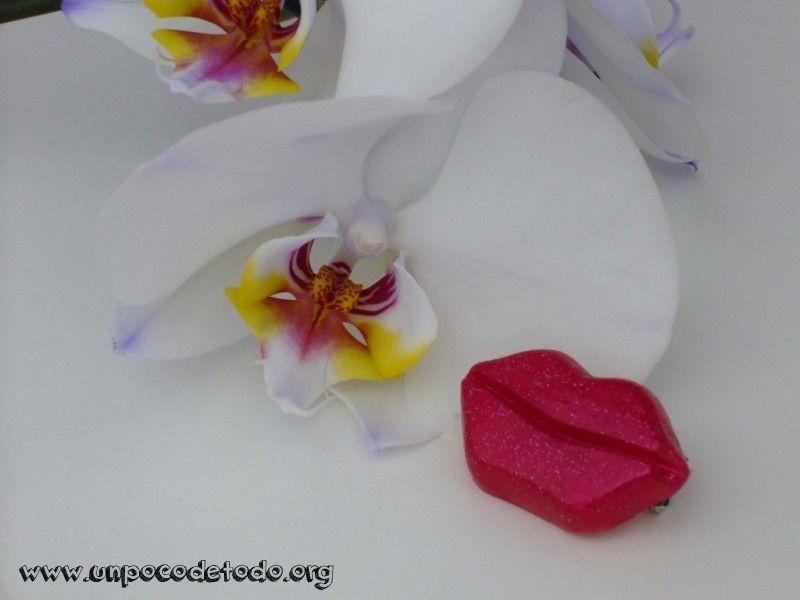 www.unpocodetodo.org - Broches de labios  - Broches - Silicona