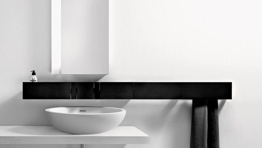 Patricia Urquiola's Lariana Bathroom Line for Agape - Design Milk