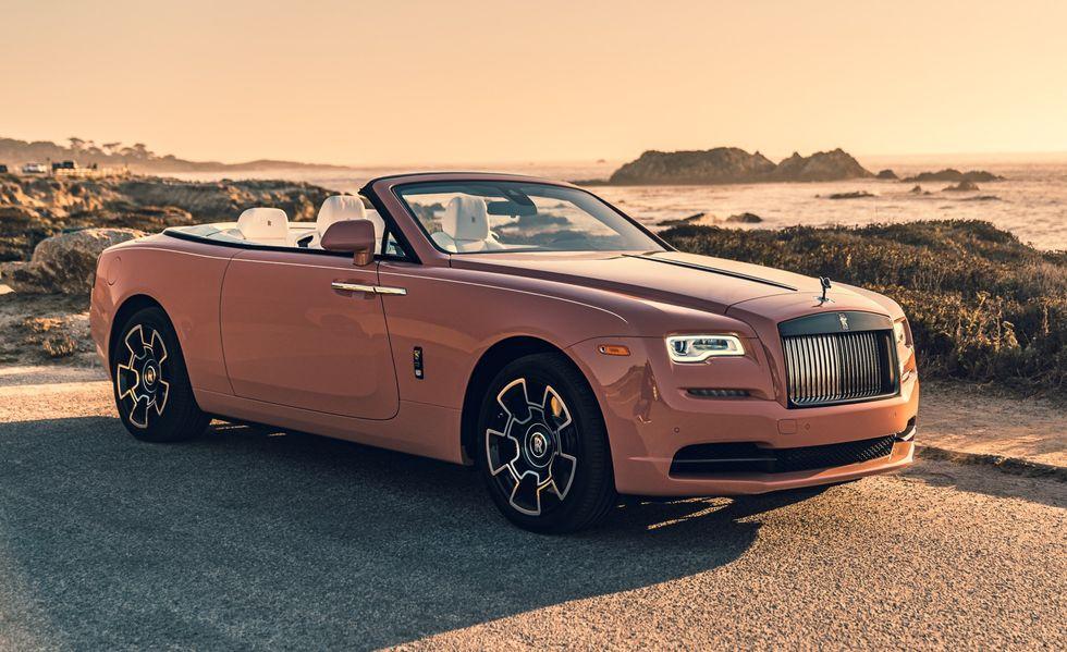 10 Cars With The Worst Fuel Economy Rolls Royce Rolls Royce Dawn Royce