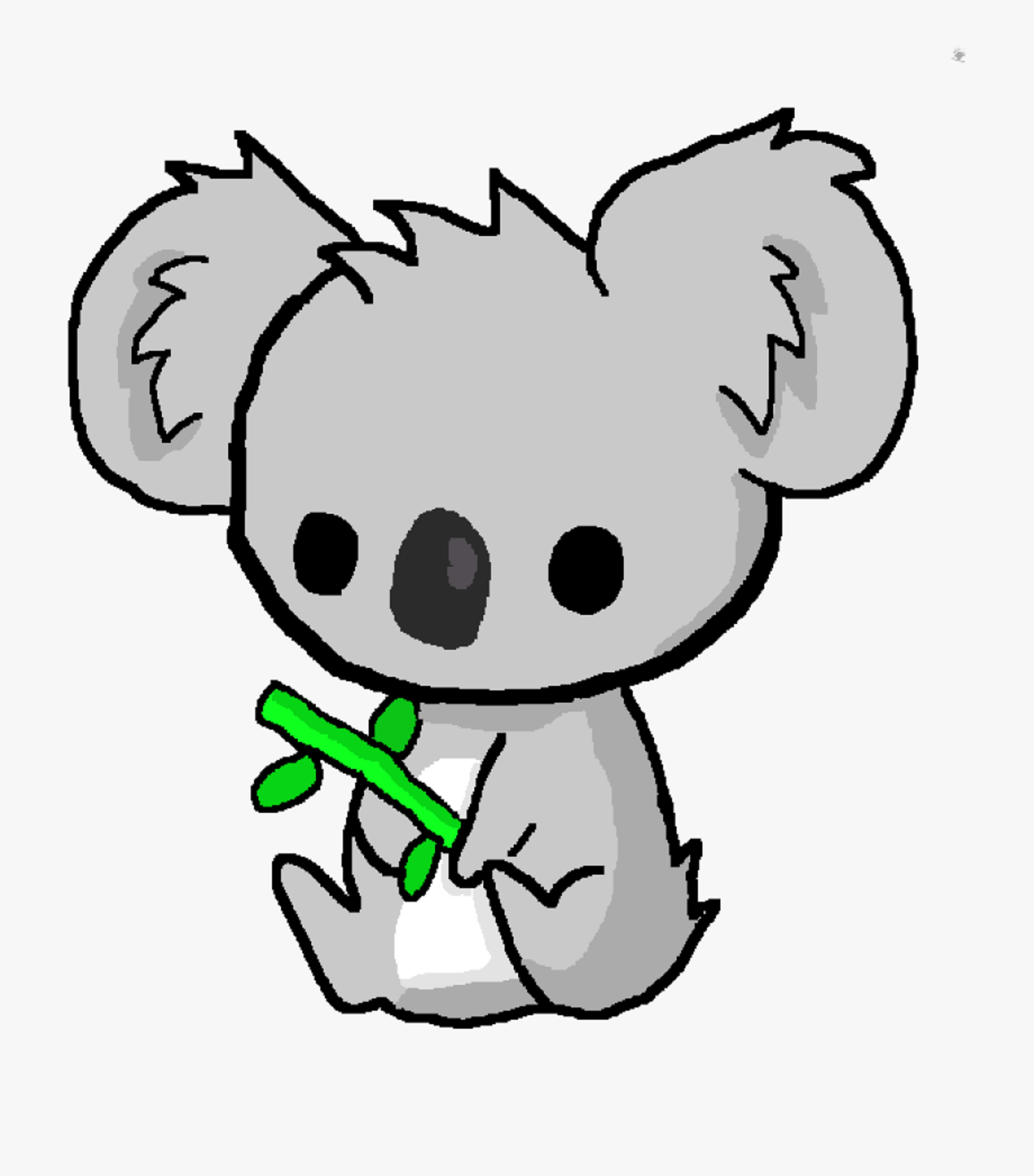 Cute Koala Koala Drawing Cute Animal Drawings Kawaii Cute Cartoon Wallpapers