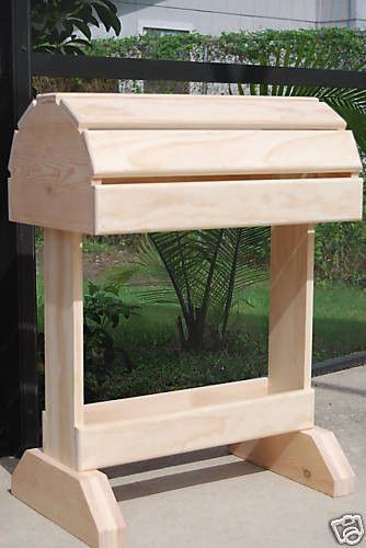 Wooden Saddle Stand Fits English Or Western Saddle