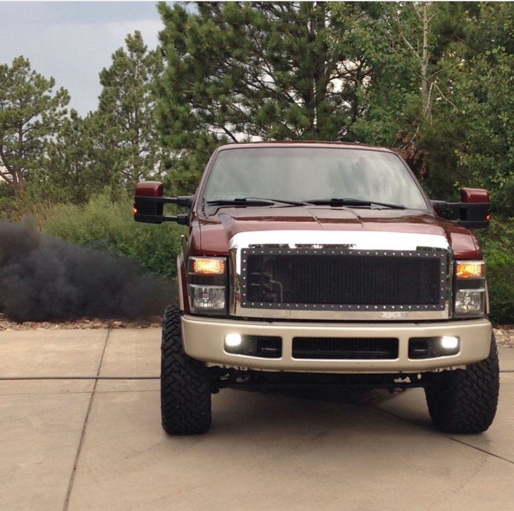 2008 Ford F 250 Trucks Pinterest King Ranch And 2004 Lariat Lifted Super Duty