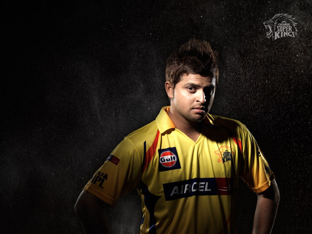 e9dfbefab IPL team Suresh Raina new wallpapers | HD Wallpapers Rocks ...