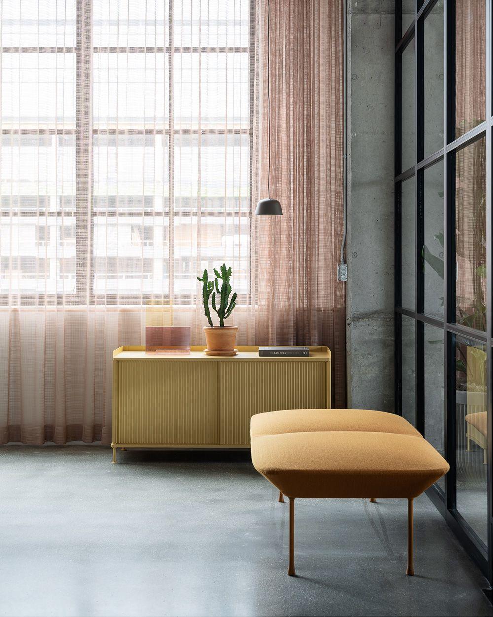 Scandinavian Interior Home Decor Inspiration From Muuto The Oslo Sofa Family Unites Geometric Lines Wi Home Decor Inspiration Decorating A New Home Home Decor