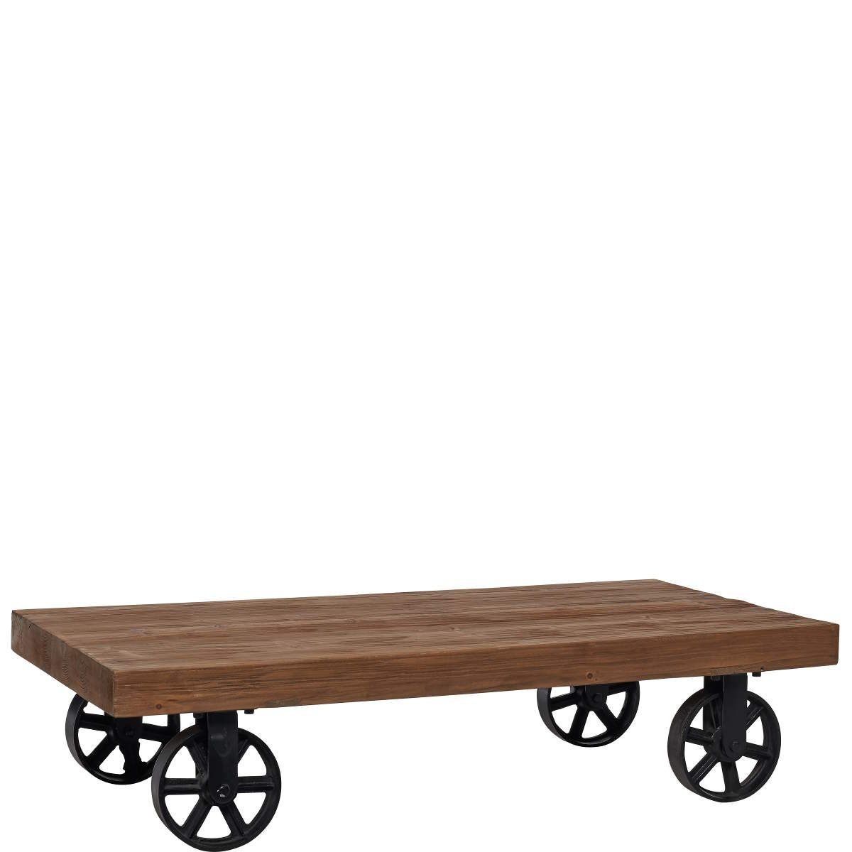 Wagon Coffee Table With Wheels Butlers England Coffee Table