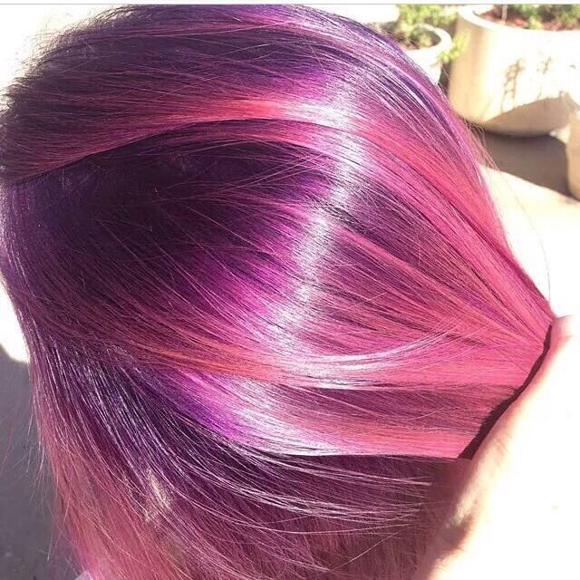 52 Ombre Rainbow Hair Colors To Try 2: Pin On HAIR