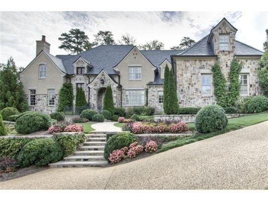 GORGEOUS CUSTOM BUILT ATLANTA HOME | Georgia Luxury Homes | Mansions For  Sale | Luxury Portfolio