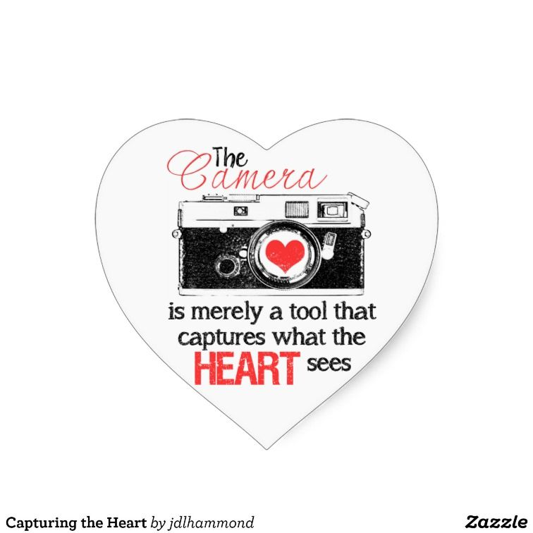Capturing the Heart Stickers