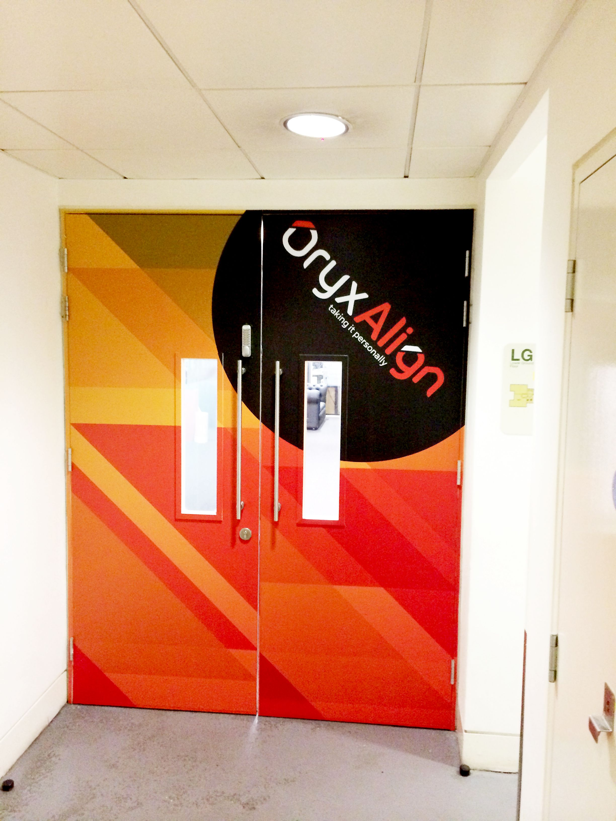 Image Result For Hotel Room Door Designs: Image Result For Wrap Company Office