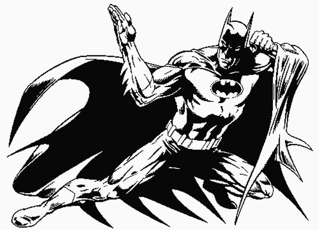 Batman Coloring Page Lovely Batman Coloring Pages ...