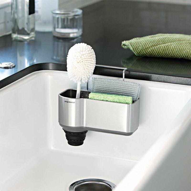 Magnetic Sponge Holder 23 Kitchen Sponge Holder Sponge Holder Kitchen Sink Organization