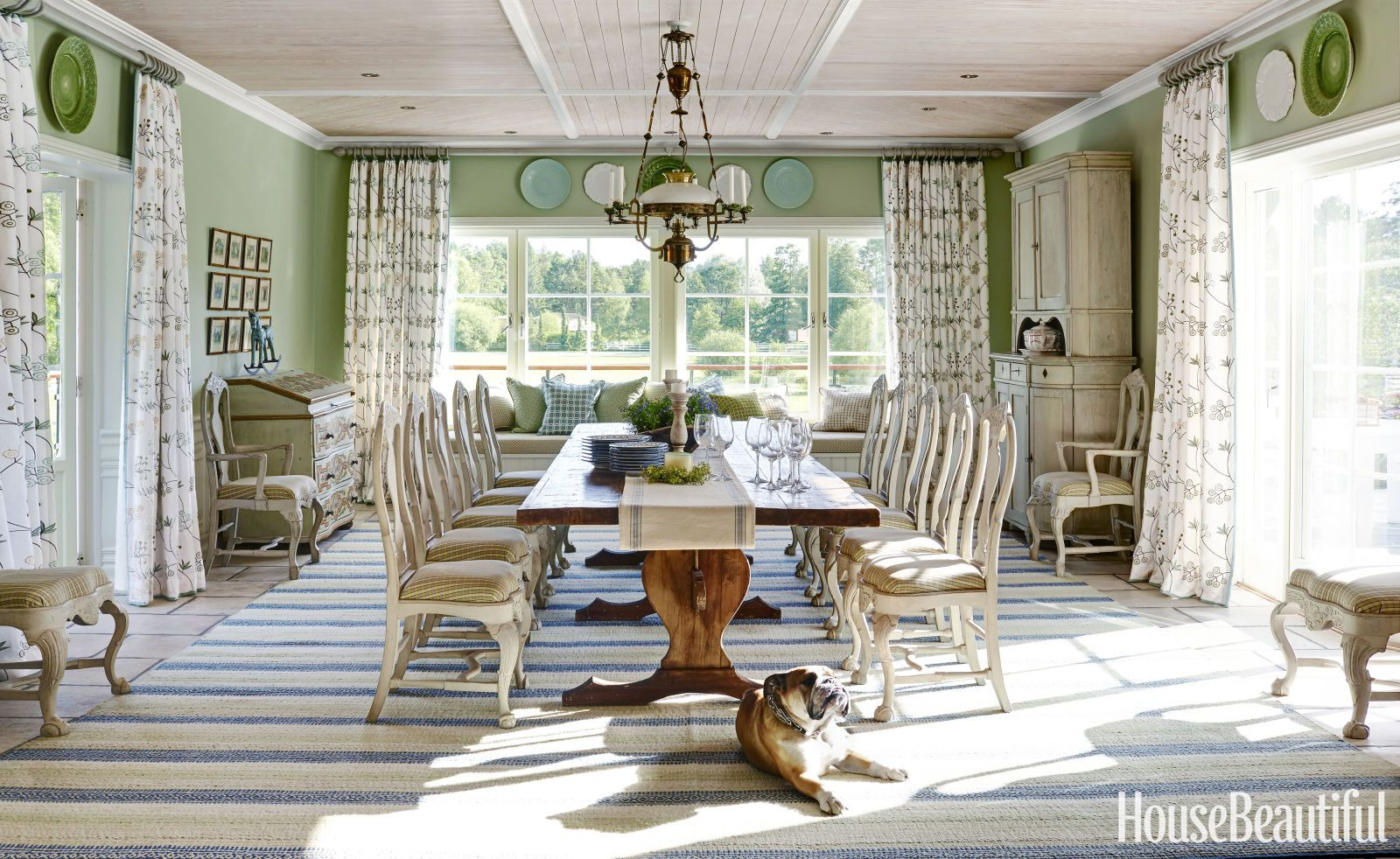 Hydrangea Hill Cottage Loving this Swedish Home