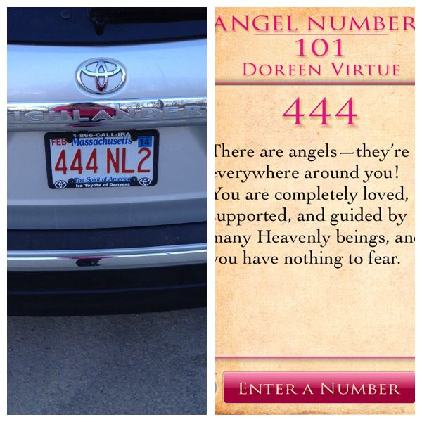 Numerology 444 angel numbers Doreen virtue | Divination