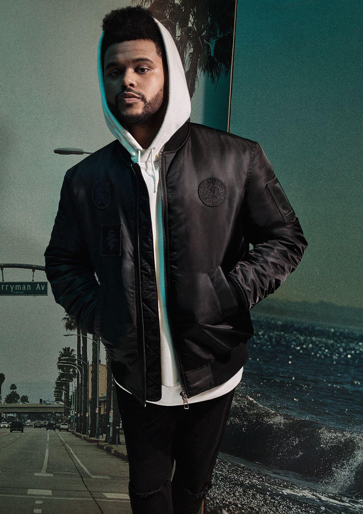 The Weeknd X H M The Weeknd Abel The Weeknd H M Men [ 1754 x 1240 Pixel ]