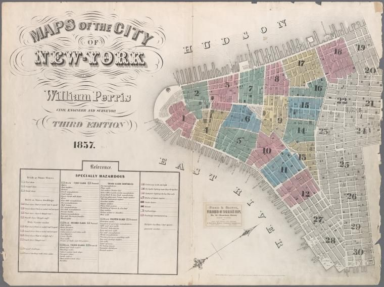 Nyc Map Gis.The New York City Historical Gis Project Maps Pinterest Map