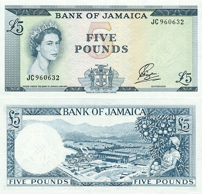 Jamaica Money | Jamaican Money Notes