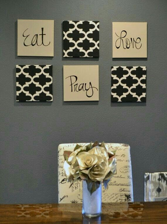Copied These Ideas And Combined Them To Make My Own Rustic: Pin De Allison Salsano En Our Apartment En 2018