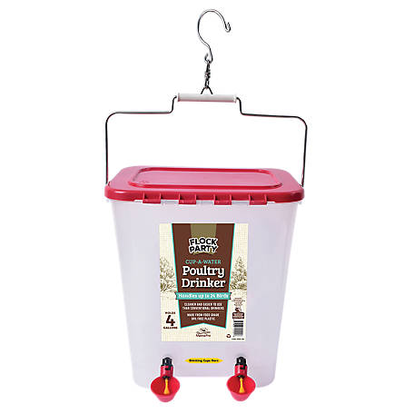 Poultry Feeders Waterers At Tractor Supply Co In 2020 Party Cups Poultry Poultry Feeders