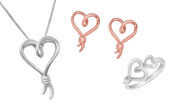 There S A Groupon For Knotsoflove Jewelry Save 69 On